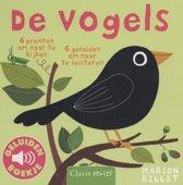 Boek cover De vogels van Marion Billet (Hardcover)