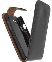 Xccess Leather Flip Case Samsung I9070 Galaxy S Advance