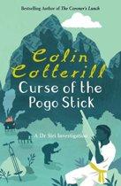 Omslag van 'The Curse of the Pogo Stick'