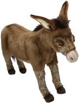 Pluche ezel 41 cm