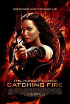 Poster The Hunger Games: Catching Fire Aim