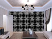 Black | White Photomural, wallcovering