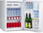 Primo PR100FR tafelmodel koelkast met vriesvak 76L - wit A+