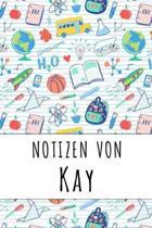 Notizen von Kay