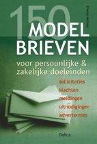 150 modelbrieven voor persoonlijke & zakelijke doeleinden