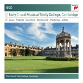 Early Choral Music At Trinity College Cambridge