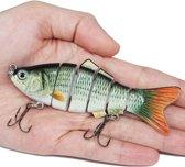 Roofvissen.shop - Jerkbait - 10 cm - 18 g - Voorn