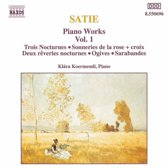 Satie: Piano Works Vol 1 / Klara Koermendi