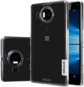Nillkin Nature TPU Case voor de Microsoft Lumia 950 XL - Transparent