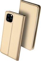 iPhone 11 Pro hoesje - Dux Ducis Skin Pro Book Case - Goud