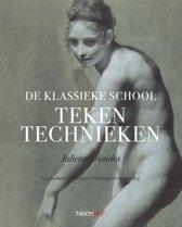 De klassieke school Tekentechnieken
