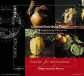 Platti: Sonatas For Harpsichord