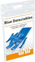 Pleisters blauw detectable assorti