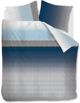 Beddinghouse Mare - Dekbedovertrek - Tweepersoons - 200x200/220 cm + 2 kussenslopen 60x70 cm - Blue
