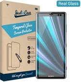 Just in Case Tempered Glass Sony Xperia XZ3 Protector - Arc Edges