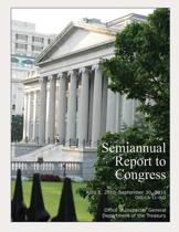 Semiannual Report to Congress April 1, 2010-September 30, 2010