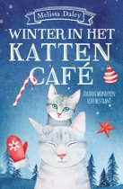 Winter in het kattencafé