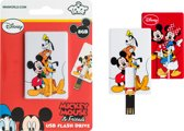 Tribe Disney USB Iconic Card Groupe 8GO