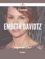 72 Invaluable Embeth Davidtz Things You Need To Know