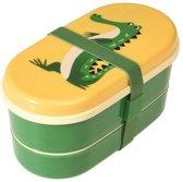 Lunchbox/ Bento Box Krokodil