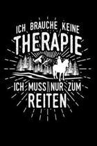 Therapie? Lieber Reiten
