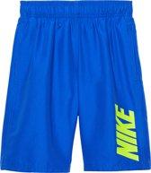 "Nike Swim Zwembroek Kinderen 8"" Volley Short - Hyper Royal - L"