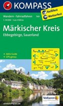 Kompass WK749 Märkischer Kreis, Ebbegebirge