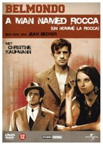 Jean-paul Belmondo: A Man Named Rocca (dvd)