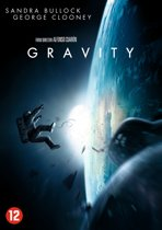 DVD cover van Gravity