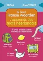 Speel- en leerkaarten - Ik leer Franse woorden