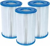 Intex filter cartridge - Type A (triple pack)