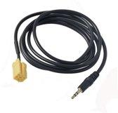 Fiat 500 aux kabel Aux Input