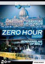 Zero Hour-Aanslag Op De Paus/Bomaanslag Op Bali (dvd)