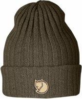 Fjallraven Byron Hat  Muts - Unisex - Dark Olive