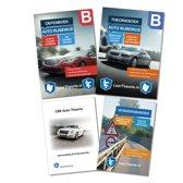 Auto Theorieboek 2019 - Auto Theorie Samenvatting - Verkeersbordenboekje en Auto Theorie Oefenboek