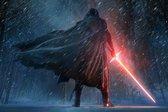 Star Wars Kylo Ren Canvas Poster 30 x 45 cm