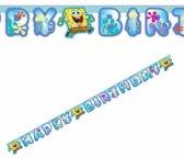 Spongebob thema letter slinger