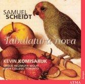 Kevin Komisaruk - Scheidt: Tabulatura Nova