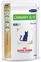 Royal Canin Urinary S/O - Kip - Kattenvoer - 12 x 100 g