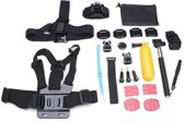 14 In 1 Outdoor Accessoires Set voor GoPro Hero 1 2 3 3+ 4