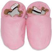 BabySteps slofjes Plain Pink extra extra large