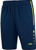Jako Active Trainingsshort - Shorts  - blauw donker - M