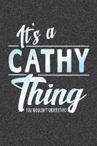 It's a Cathy Thing You Wouldn't Understand