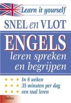 Snel en vlot / Engels leren spreken en begrijpen