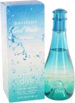 Davidoff Coolwater For Women Eau De Toilette