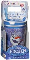 Snackeez Olaf Frozen Drinkbeker en snackbox in 1
