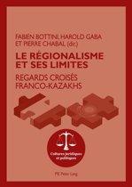 Boekomslag van 'Le régionalisme et ses limites'