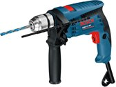 BOSCH PROFESSIONAL Klopboormachine - GSB 13 RE + 4 MultiConstruction boren