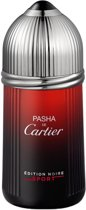 Cartier - Eau de toilette - Pasha Edition Noire Sport - 100 ml