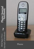 Phone (Journal / Notebook)